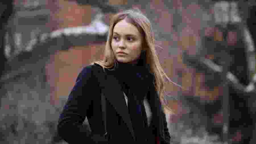 """Lily-Rose Depp em """"L""""Homme Fidèle"""" - Divulgação/IMDb"""