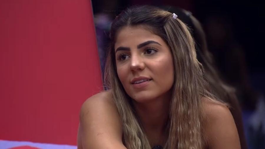 Hariany conversa com sisters sobre Alberto - Reprodução/Globoplay