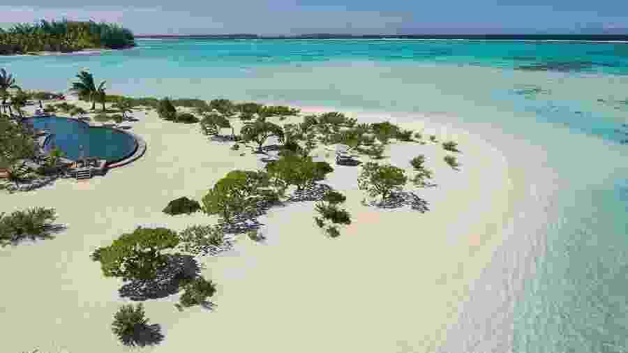 O cenário é um local paradisíaco próximo a uma praia - Divulgação