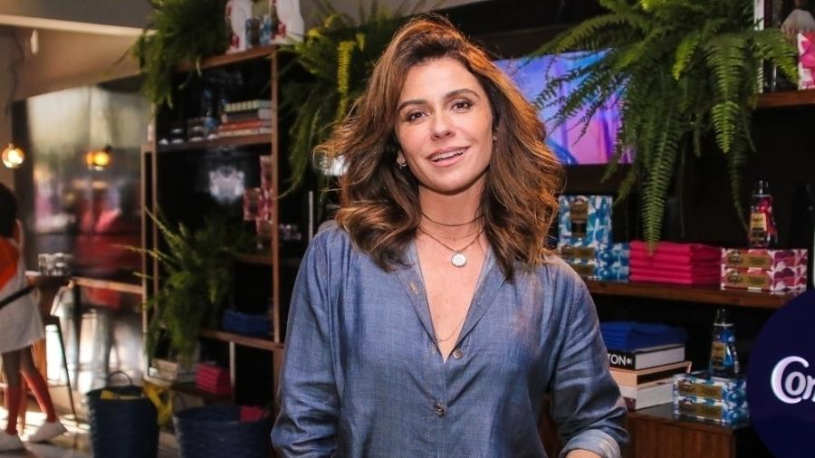 Giovanna Antonelli - Thiago Duran/AgNews
