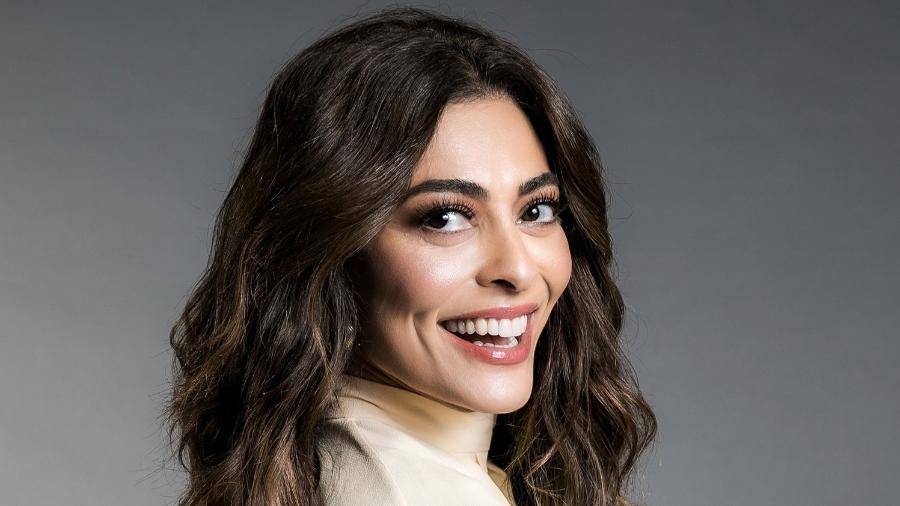 A atriz Juliana Paes - Raquel Cunha/Globo