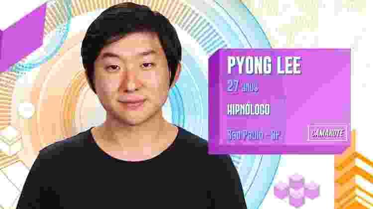 Pyong Lee - Divulgação/TV Globo - Divulgação/TV Globo