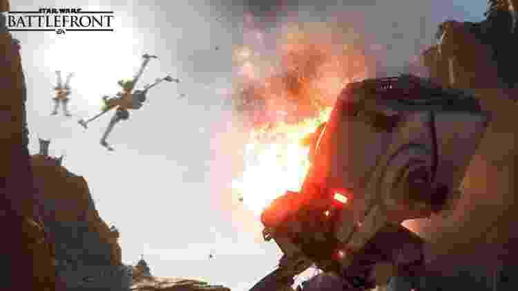 Star Wars Battlefront Review 2 - Divulgação - Divulgação