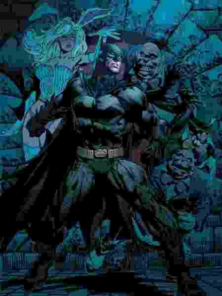 """Batman na versão dos """"Novos 52"""" - Divulgação"""