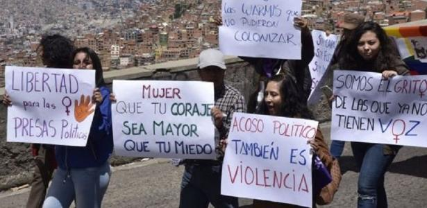 'Presas com agressores': estupro e morte de uma menina boliviana e os riscos aos menores em quarentena – Universa