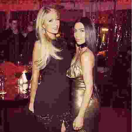 """Kim Kardashian participou do documentário """"This is Paris"""", novo documentário de Paris Hilton - Reprodução / Instagram"""
