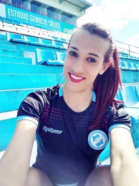 A jogadora argentina Mara Gomez - Reprodução/Instagram