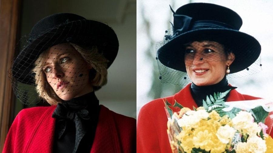 Kristen Stewart interpretará a princesa Diana nos cinemas  - Reprodução/Instagram