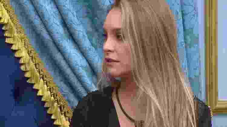 Não dá para simplesmente inverter os papéis de Carla e Lumena, defende socióloga - TV Globo - TV Globo