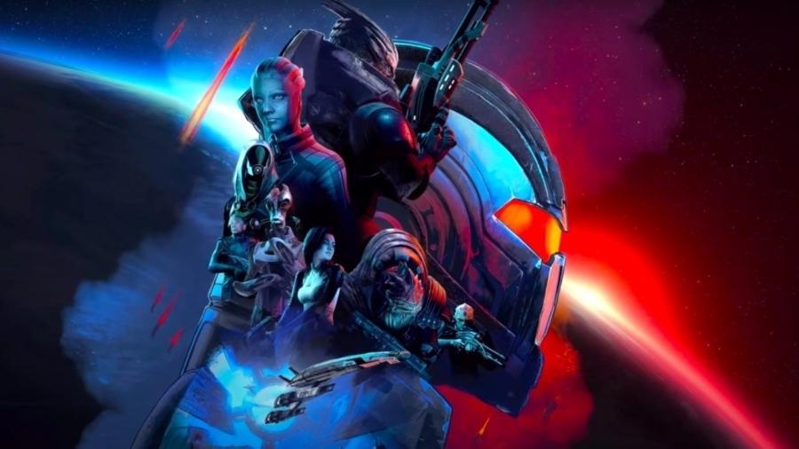 Mass Effect Legendary Edition - Reprodução