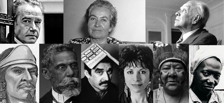 O Cânone Latino-Americano: 55 livros essenciais escritos em Abya Yala - Montagem