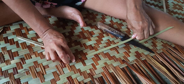 Feito à Mão - Associação de Artesãos de Novo Airão - Julio Ledo/Divulgação
