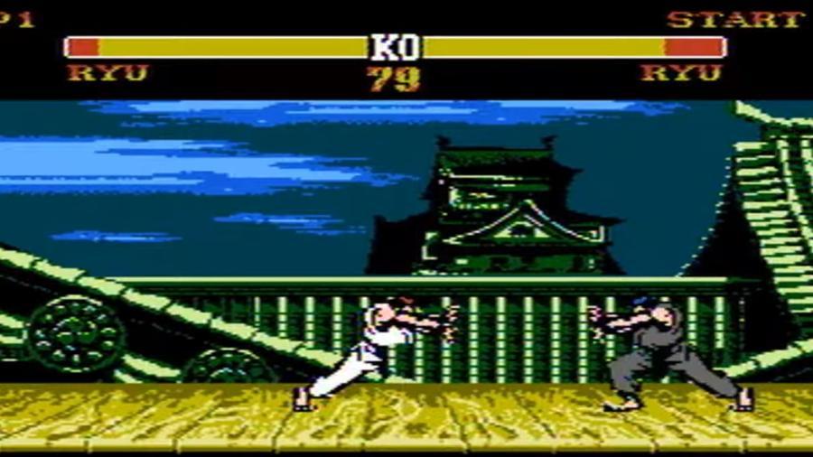 Street Fighter II Nostalgic Edition - Reprodução/YouTube