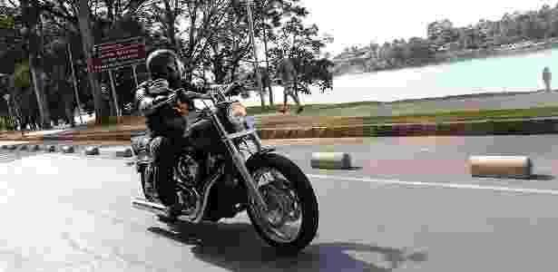 Harley-Davidson Low Rider passeia em Belo Horizonte - Fred Mancini/Infomoto - Fred Mancini/Infomoto
