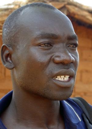 Yohane Banda, pai biológico de David, que foi adotado pela cantora Madonna em 2006 - Reuters