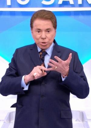 Silvio Santos faz o que quer com a programação do SBT - Reprodução/SBT