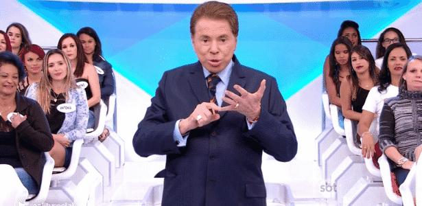 """O """"sim"""" ou """"não"""" do futebol no SBT passa a depender de Silvio Santos - Reprodução/SBT"""