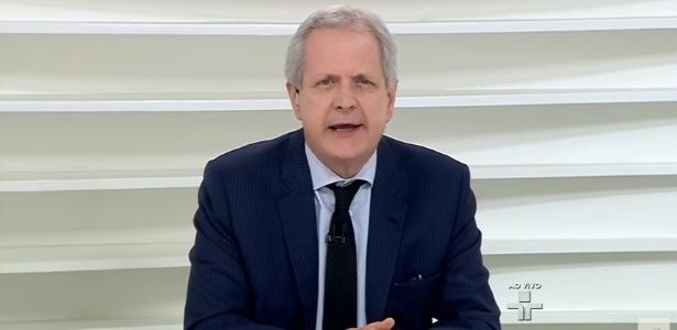 """Augusto Nunes, do """"Roda Viva"""" - Reprodução"""