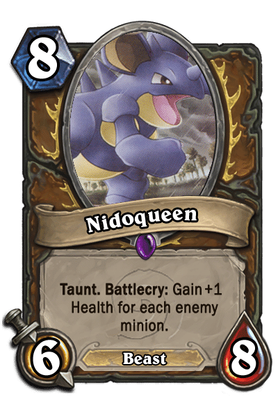 Nidoqueen