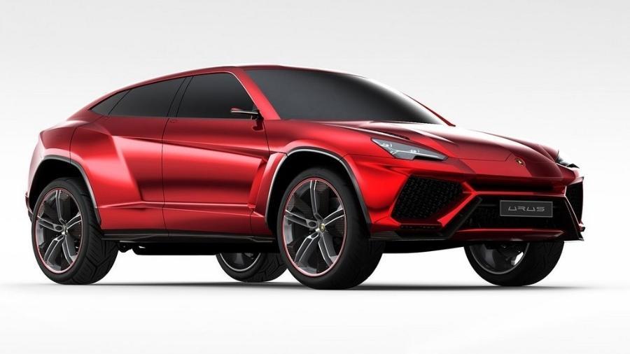 Lamborghini Urus de produção deve ser quase igual ao conceito revelado nos últimos anos - Divulgação