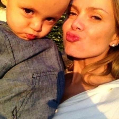Eliana e o filho, Arthur - Reprodução/Instagram/eliana
