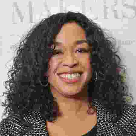 "Shonda Rhimes, criadora de séries como ""Grey""s Anatomy"" - Getty Images"
