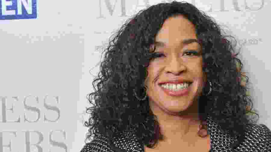 "Shonda Rhimes, criadora de séries como Grey""s Anatomy e How to Get Away with Murder - Getty Images"