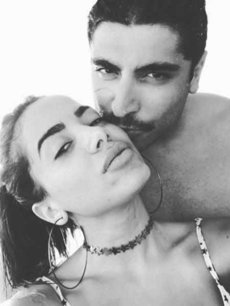 Thiago Magalhães homenageou Anitta em suas redes sociais - Reprodução/Instagram