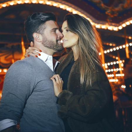 Marcelo Zangrandi e Flávia Viana - Reprodução/Instagram