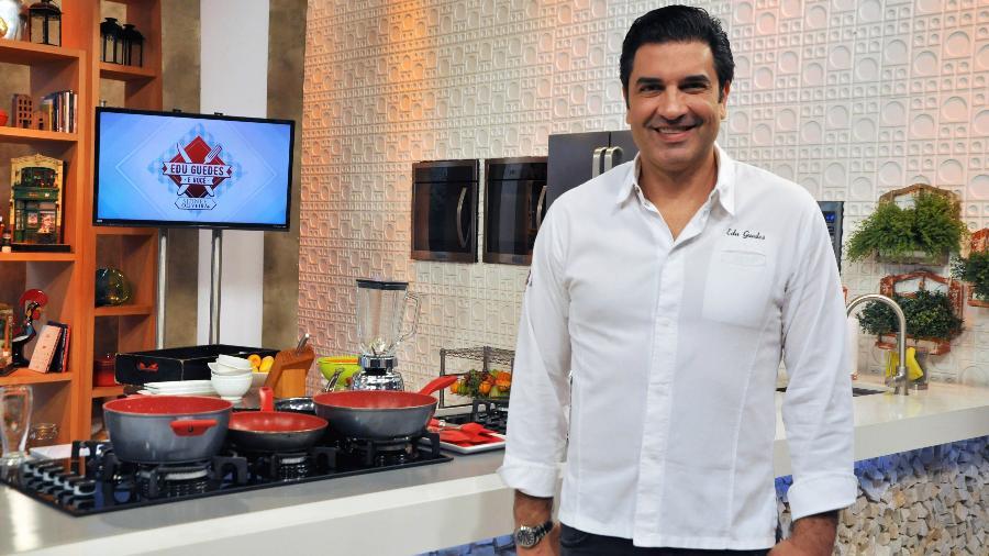 Todos os caminhos para Edu Guedes indicam no sentido da Band - Divulgação/RedeTV!