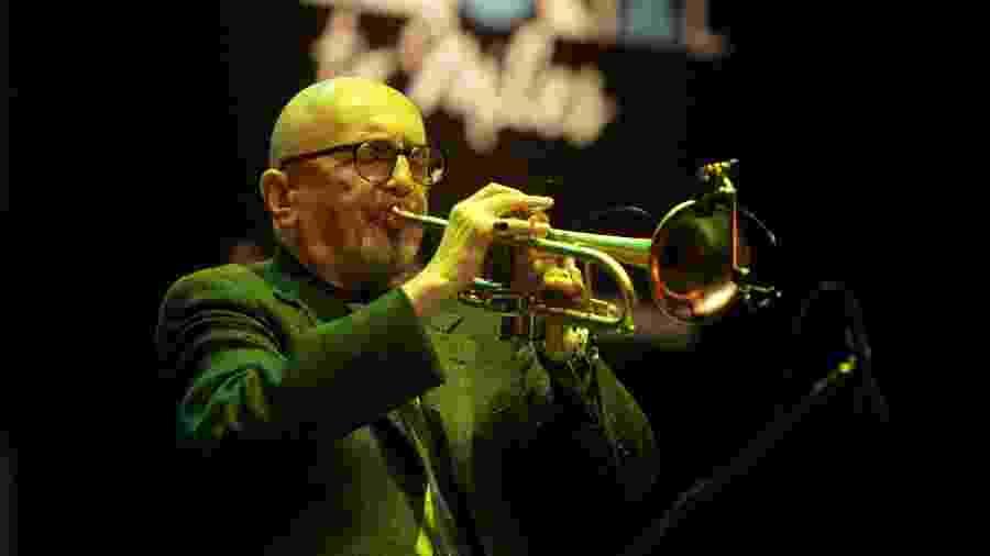O trompetista Tomasz Stanko, precursor do free jazz na Europa - Agencja Gazeta/Pawel Malecki via Reuters