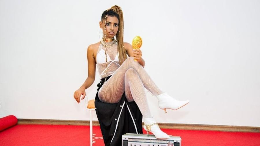 Gabz foi de atriz mirim a rapper - Andre Rola/Vira Comunicação/Divulgalção