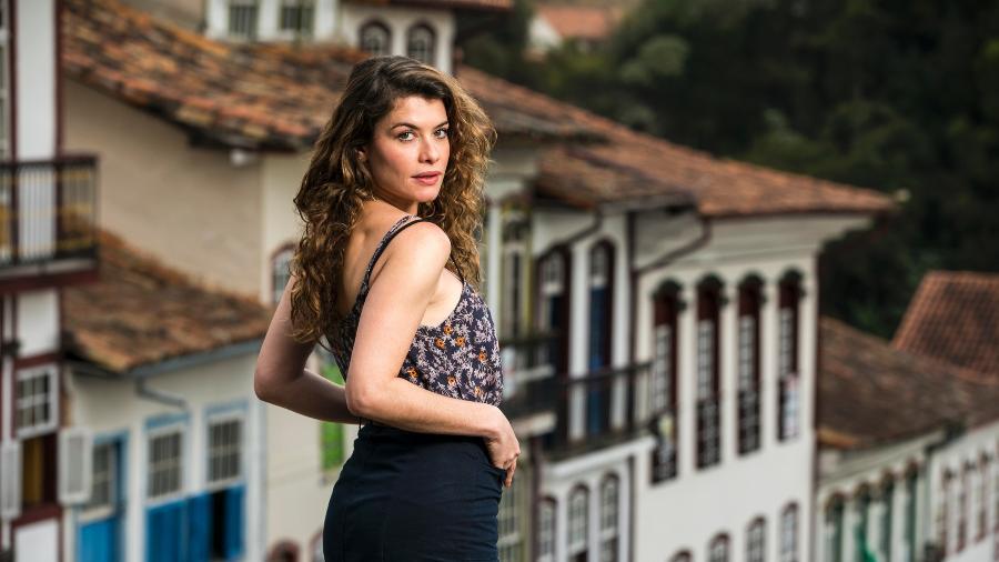 """Alinne Moraes diz que sua Isabel de """"Espelho da Vida"""" é bem vilã e avisa: """"Não tem como deixá-la um pouco mais doce"""" - Divulgação/TV Globo"""