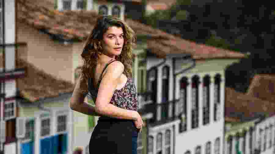 """Alinne Moraes é Isabel, a grande vilã de """"Espelho da Vida"""" - Divulgação/TV Globo"""