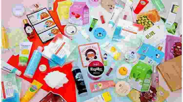 Embalagens 'divertidas' também atraem os consumidores - K Beauty Bar/Jinmee Beauty - K Beauty Bar/Jinmee Beauty