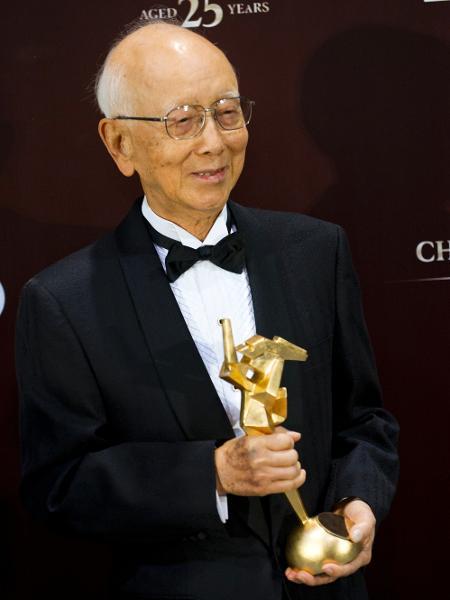 O produtor Raymond Chow - Victor Fraile/Getty Images