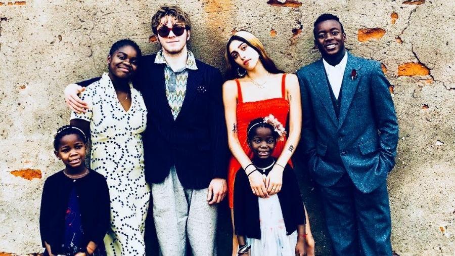 Os filhos de Madonna - Reprodução/Instagram