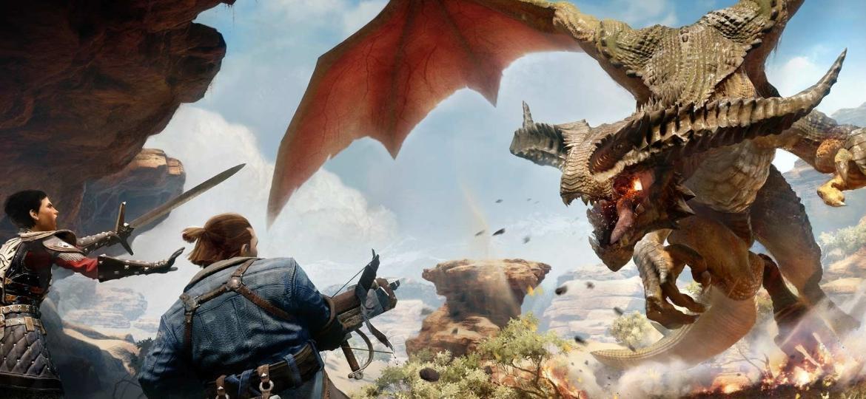 Dragon Age: Inquisition - Divulgação/EA