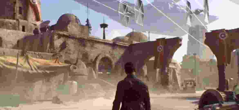 """Imagem do jogo da franquia """"Star Wars"""" que estava sendo produzido pela extinta Visceral Games e foi cancelado - Reprodução"""