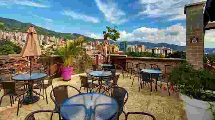 Los Patios Hostel Boutique, na Colômbia - Divulgação/Hostelworld - Divulgação/Hostelworld