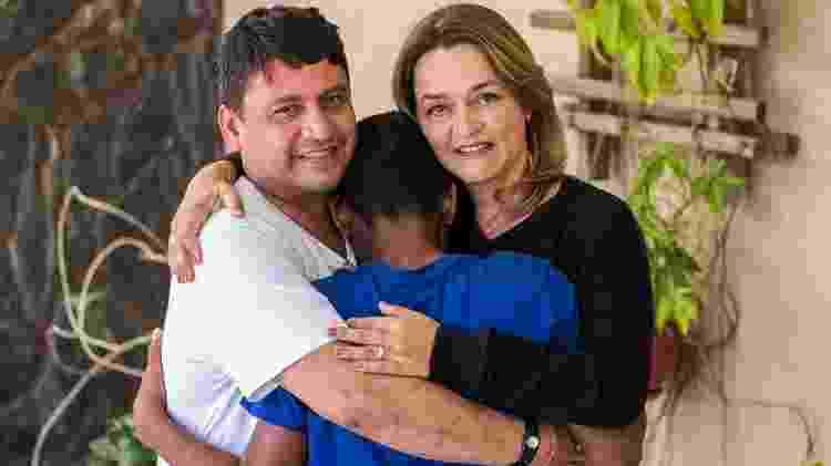 EMANOELE DAIANE/BBC NEWS BRASIL