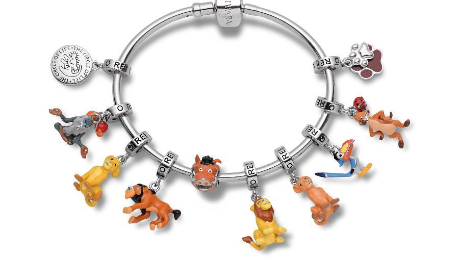 925d46887 Marca de joias lança coleção inspirada em personagens do filme