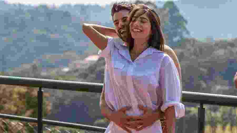 Alok e a mulher, Romana Novais - Reprodução/Instagram