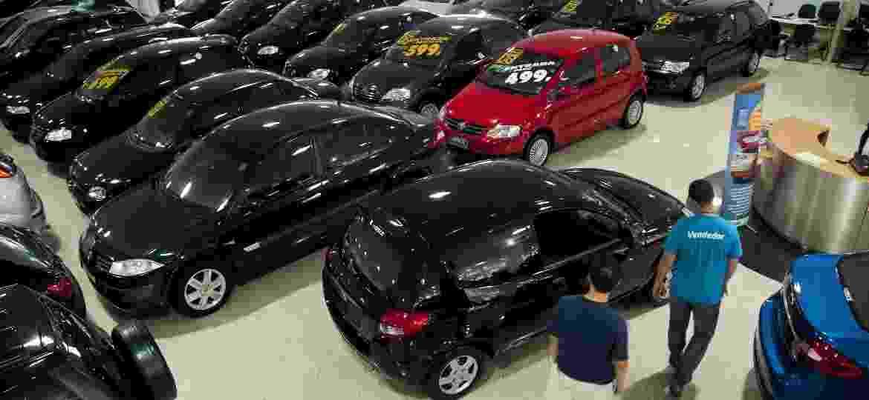 Carros de repasse são oferecidos sem garantia contra defeitos - Mateus Bruxel/Folhapress