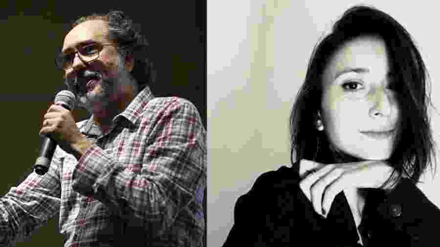 Cláudio Thebas é é educador, e Luiza Thebas* é editora  - Arquivo Pessoal