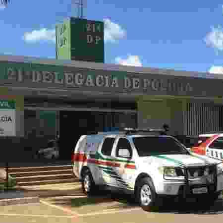 Polícia Civil do Distrito Federal está em busca de quatro homens suspeitos de estuprarem uma jovem de 23 anos em Águas Claras - Divulgação/Polícia Civil