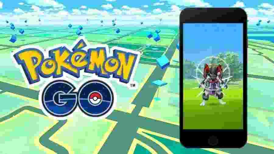 O jogo vai facilitar a captura de Pokémon sem precisar sair de casa - Divulgação/Pokémon Go