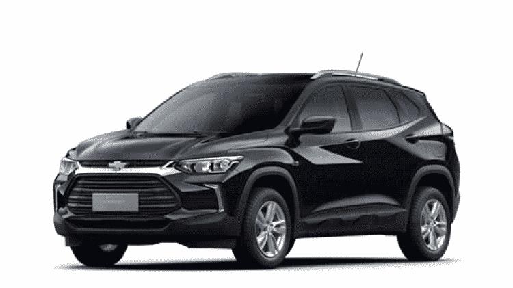 Nova geração do Tracker mede 4,27 m, considerando a especificação chinesa; T-Cross ganha no entre-eixos - Reprodução