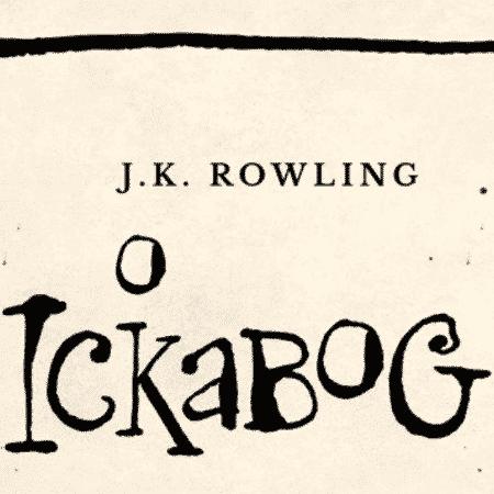 """A tradução em português do livro """"O Ickabog"""", de JK Rowling, será lançada pela editora Rocco - Reprodução / Twitter"""