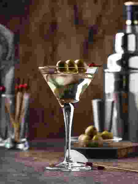 Dry Martini - Getty Images/iStockphoto - Getty Images/iStockphoto